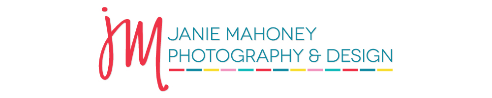 Janie Mahoney Photography and Design logo